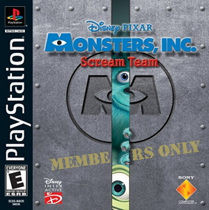 Monsters, Inc. Scream Team facts statistics