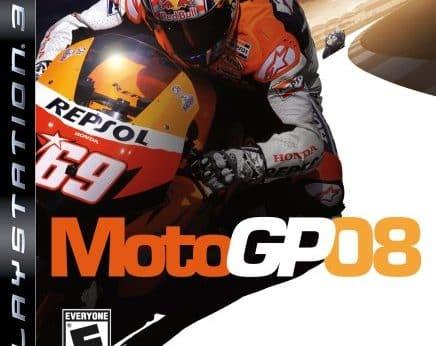 MotoGP 08 facts and statistics