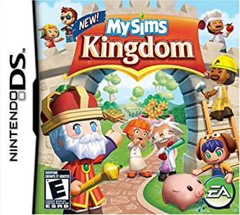 MySims Kingdom facts statistics