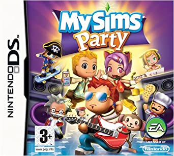 MySims Party facts statistics