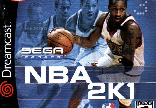 NBA 2K1 facts and statistics