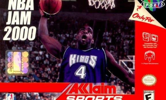 NBA Jam 2000 facts and statistics