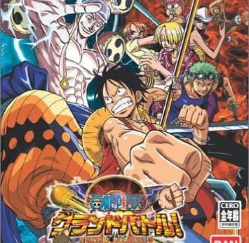 One Piece Grand Battle! 3 facts statistics