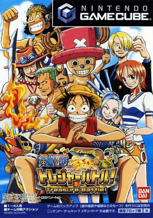 One Piece Treasure Battle facts statistics