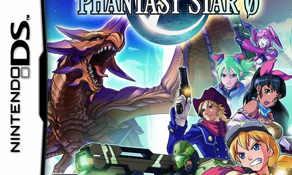 Phantasy Star Zero facts statistics