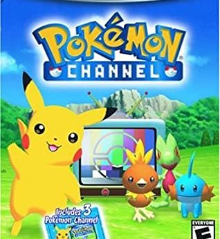 Pokémon Channel facts statistics