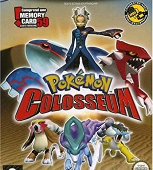 Pokémon Colosseum facts statistics