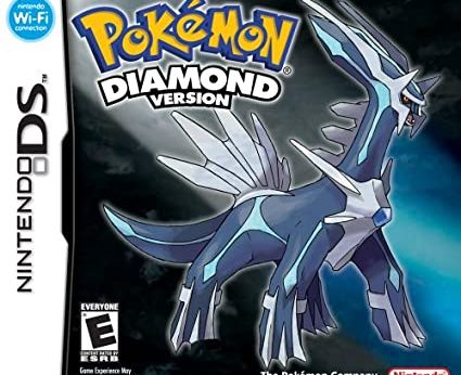 Pokémon Diamond facts statistics