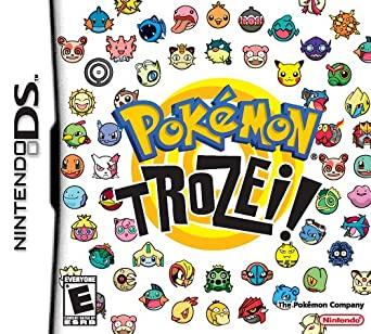 Pokémon Trozei! Signs facts statistics