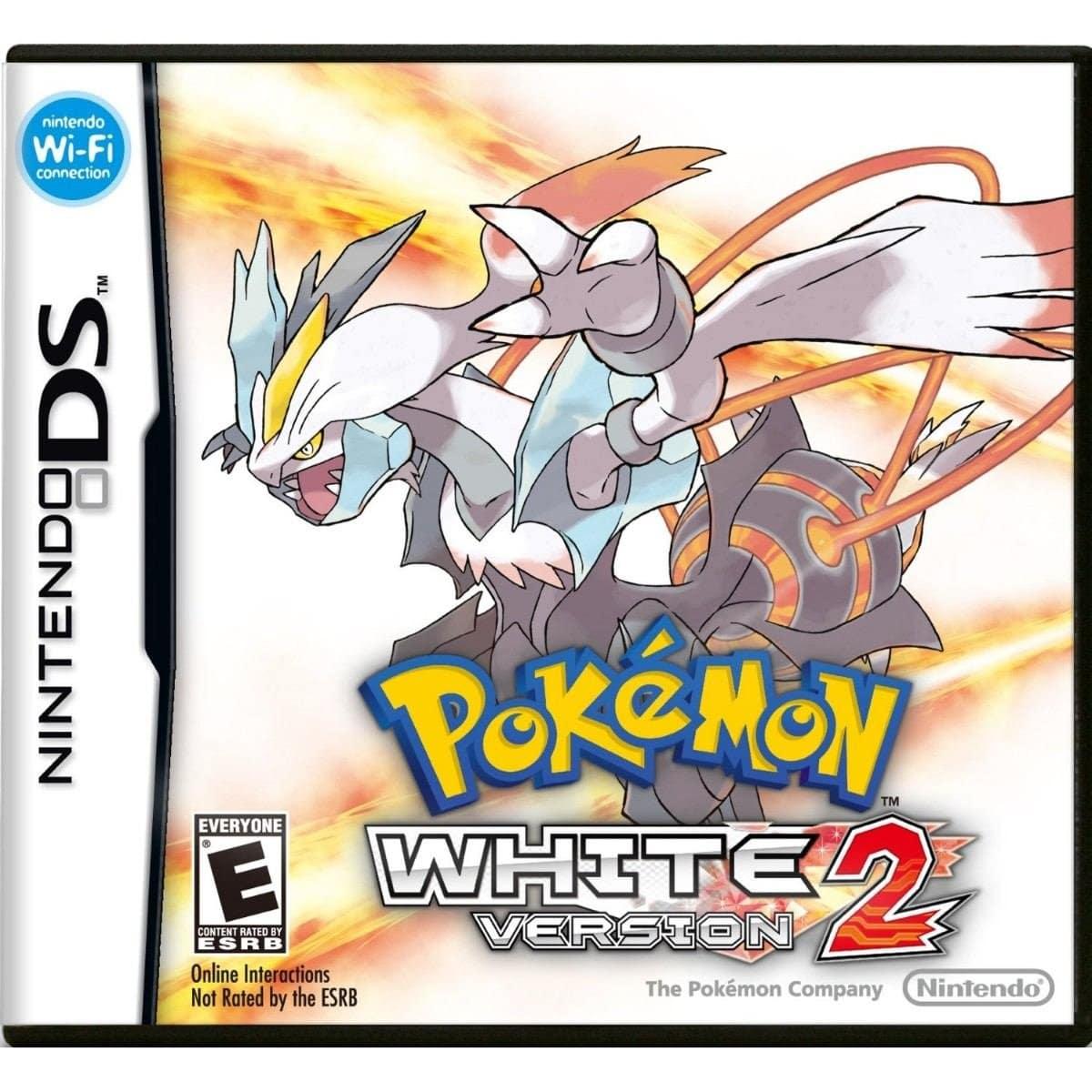 Pokémon White 2 facts statistics