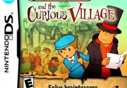 Professor Layton and the Curious Village facts statistics