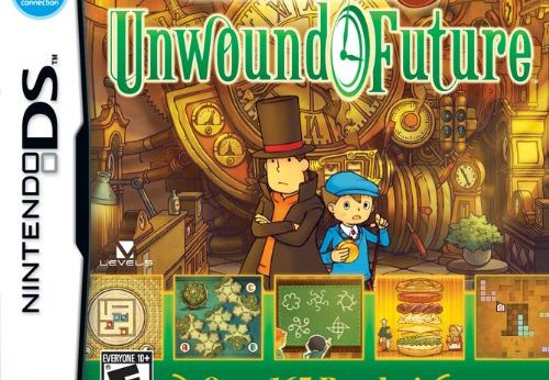 Professor Layton and the Unwound Future facts statistics