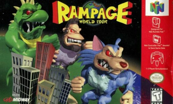 Rampage World Tour facts statistics