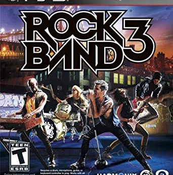 Rock Band 3 facts statistics