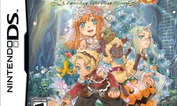 Rune Factory 3 A Fantasy Harvest Moon facts statistics