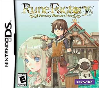 Rune Factory A Fantasy Harvest Moon facts statistics