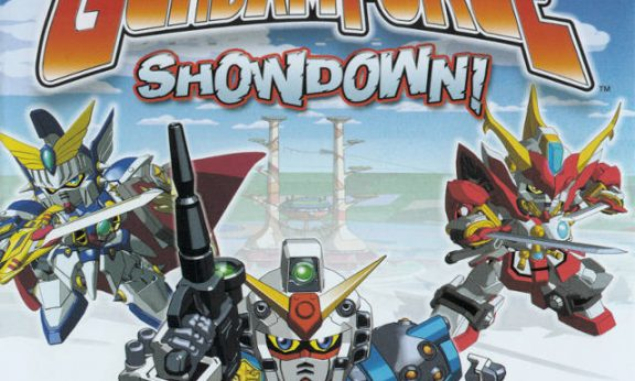 SD Gundam Force Showdown! facts statistics