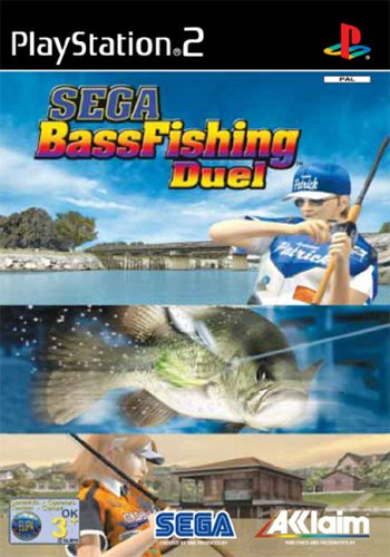 Sega Bass Fishing Duel statistics