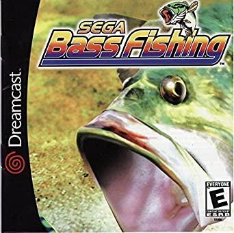 Sega Bass Fishing facts statistics