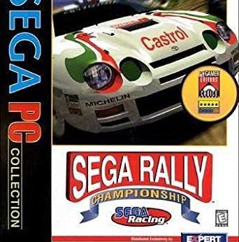 Sega Rally Championship statistics
