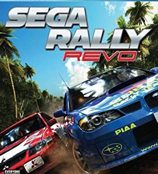 Sega Rally Revo statistics