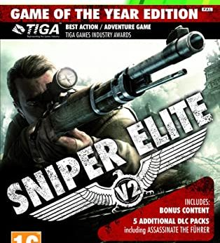 Sniper Elite V2 Facts statistics