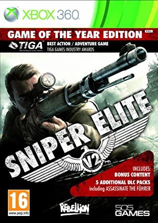 Sniper Elite V2 Facts statistics