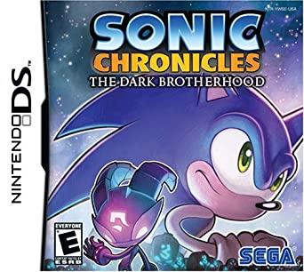 Sonic Chronicles The Dark Brotherhood facts statistics