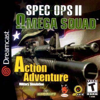 Spec Ops II Omega Squad Facts statistics