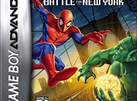 Spider-Man Battle for New York facts statistics