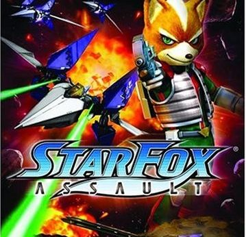 Star Fox Assault Facts statistics