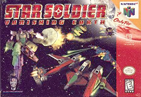 Star Soldier Vanishing Earth facts statistics