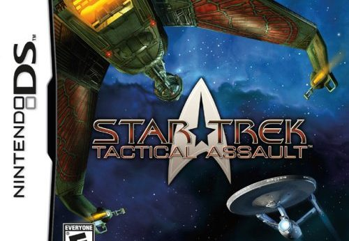 Star Trek Tactical Assault facts statistics