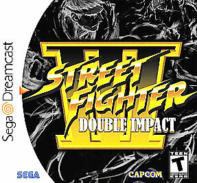 Street Fighter III Double Impact Facts statistics