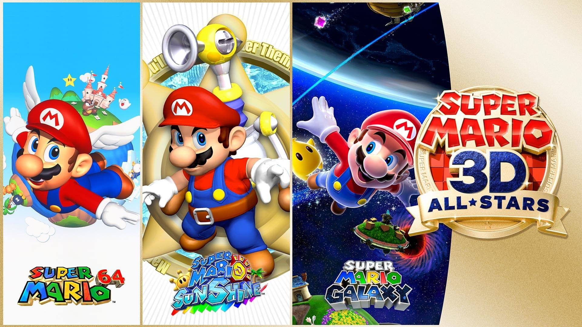 Super Mario 3D All-Stars facts and statistics