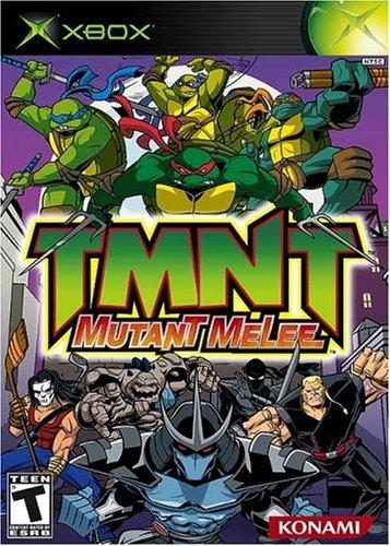 TMNT Mutant Melee facts statistics