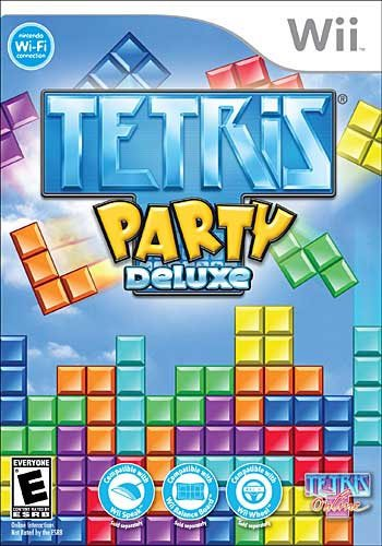 Tetris Party statistics