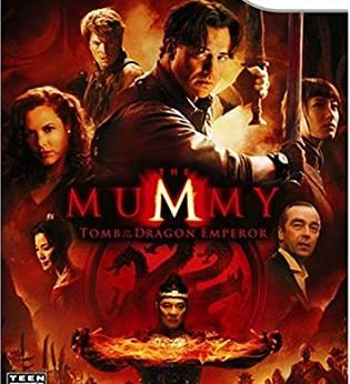 The Mummy Tomb of the Dragon Emperor facts statistics