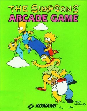 The Simpsons Arcade Game facts statistics