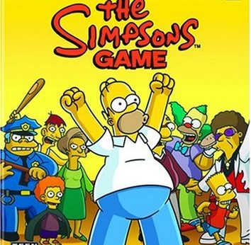 The Simpsons Game facts statistics