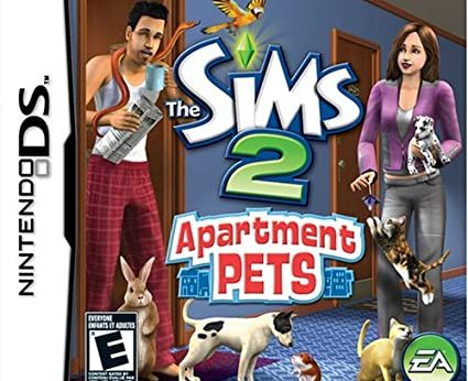 The Sims 2 Apartment Pets facts statistics