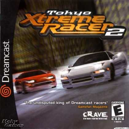 Tokyo Xtreme Racer 2 facts statistics