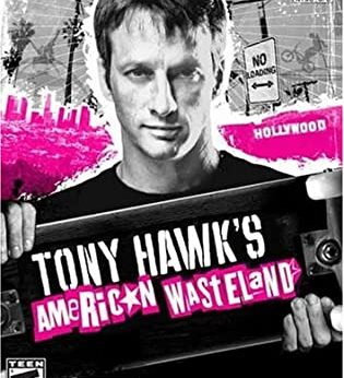 Tony Hawk's American Wasteland facts statistics