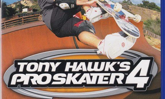Tony Hawk's Pro Skater 4 facts statistics