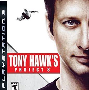 Tony Hawk's Project 8 facts statistics
