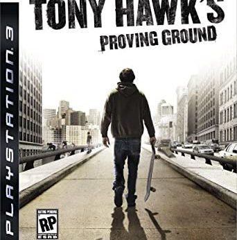 Tony Hawk's Proving Ground facts statistics