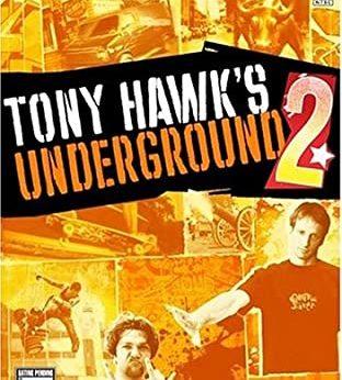 Tony Hawk's Underground 2 facts statistics