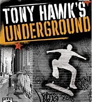 Tony Hawk's Underground facts statistics