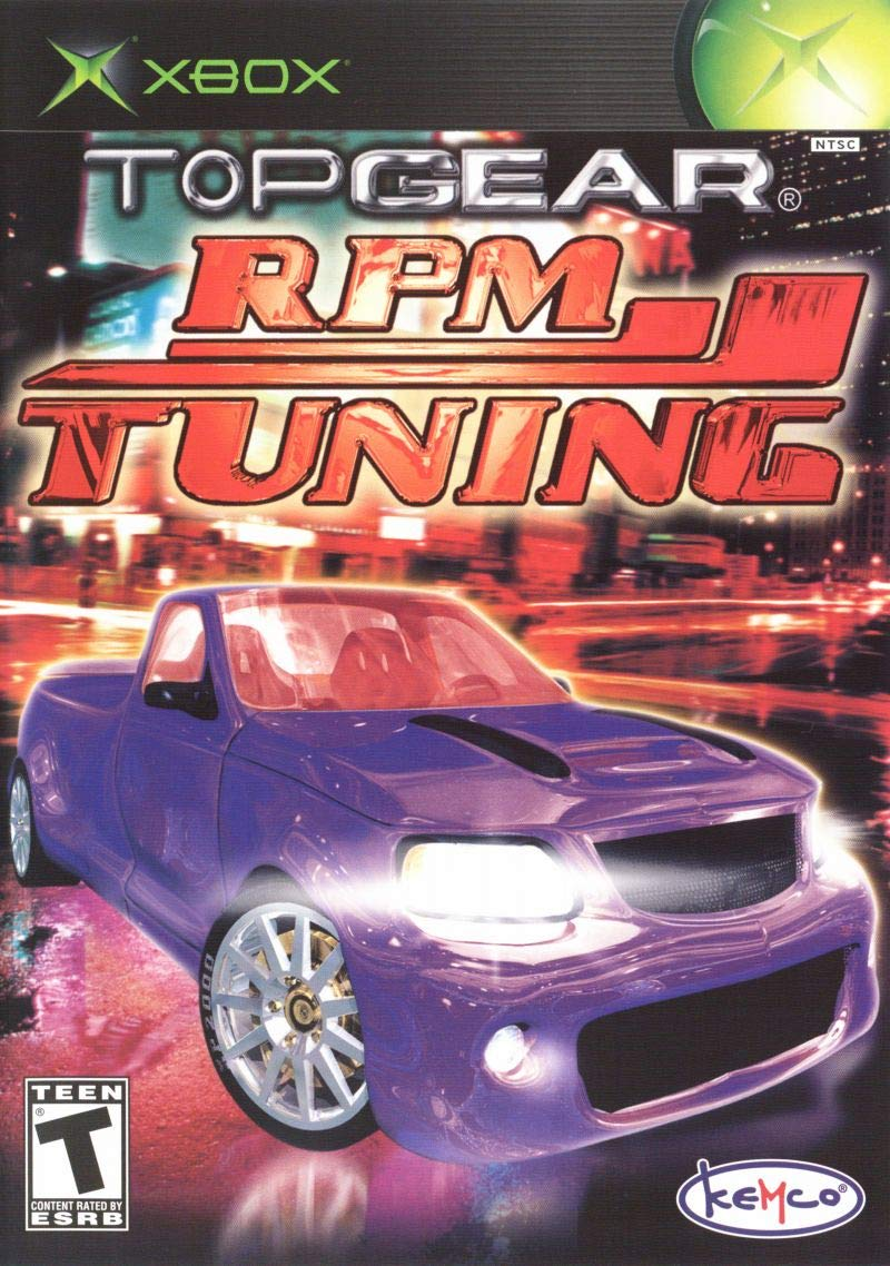 Top Gear RPM Tuning facts statistics
