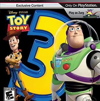 Toy Story 3 The Video Game facts statistics
